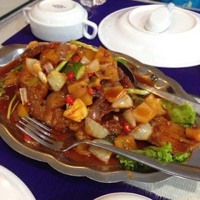 D'Wau Restaurant