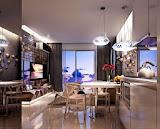 two bedroom apartment in north beach condominium    for sale in Naklua Pattaya