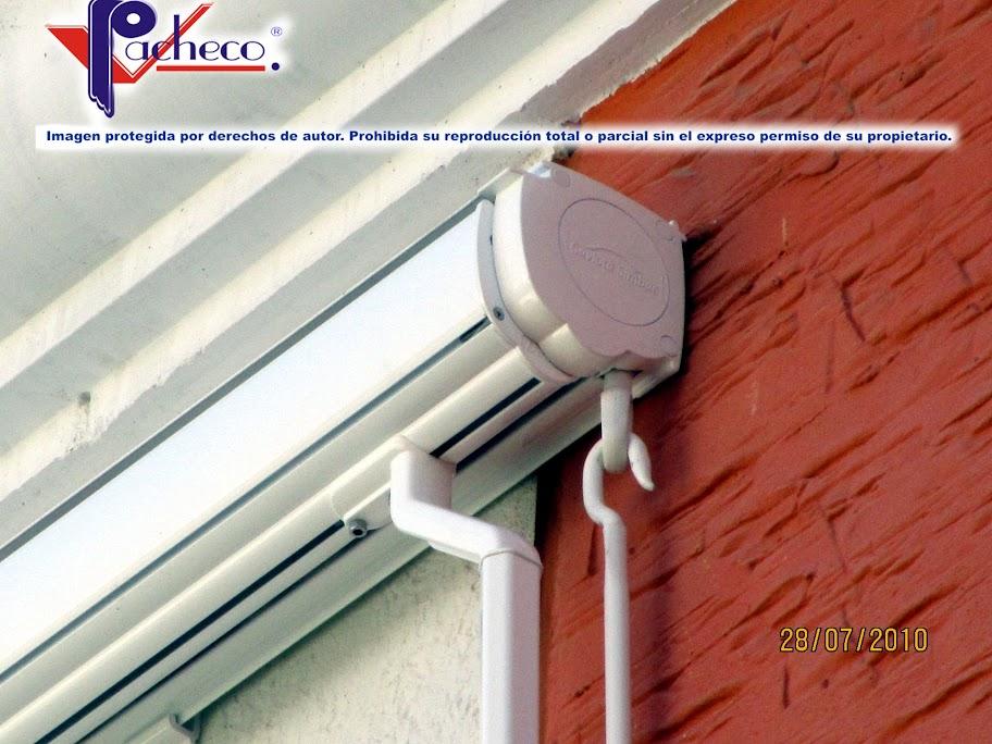 Sistemas de toldos para ventanas en benet sser valencia for Sistemas rieles para toldos