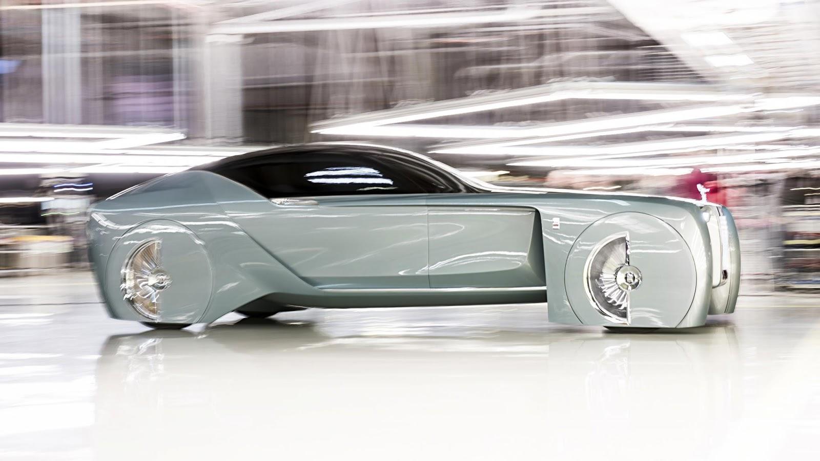 Mini & Rolls-Royce