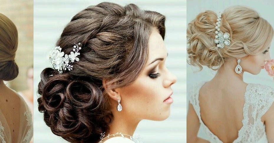 Favorito AcconciaturE24: Acconciature Con Chignon Laterale GU18