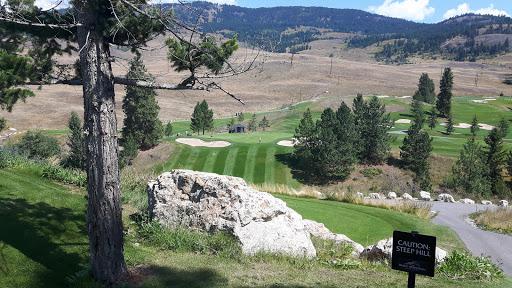 Black Mountain Golf Club, 575 Black Mountain Dr, Kelowna, BC V1P 1P7, Canada, Golf Club, state British Columbia