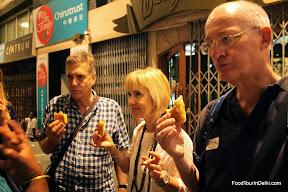 Meat patties http://indiafoodtour.com  http://foodtourindelhi.com