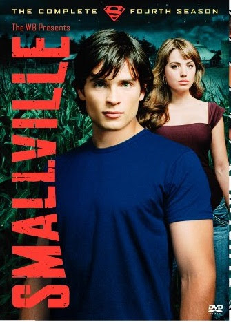 Thị Trấn Smallville 4 - Smallville Season 4