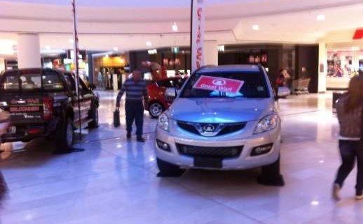 Belco mall car park