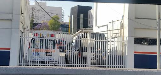 ERUM, Chimalpopoca, Centro, 06800 Ciudad de México, CDMX, México, Comisaría de policía | Ciudad de México