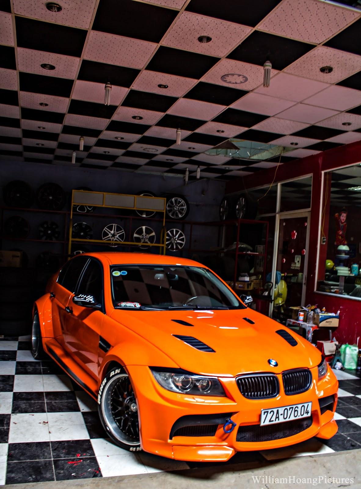 BMW M3 GTRS3