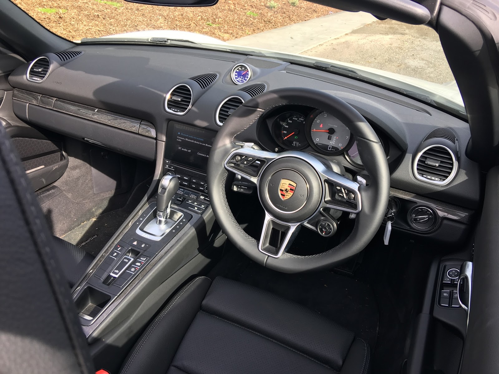 Đánh giá xe Porsche 718 Boxster / Boxster S 2017