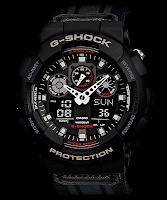 Casio G-Shock : GA-100MC-1A