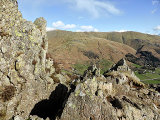 Seat Arthur from Helm Crag