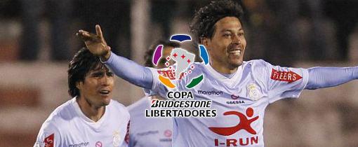 Nacional vs. Real Garcilaso en Vivo - Copa Libertadores