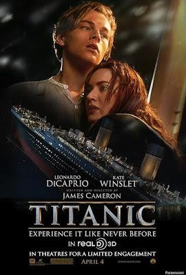 Con Tàu Định Mệnh 3d - Titanic 3d