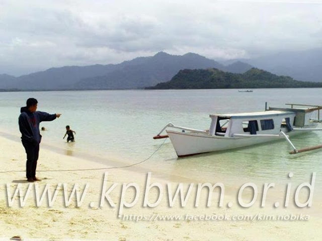 taxi laut pulau gusung toraja