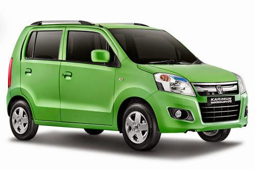 Suzuki Karimun Wagon R - Spesifikasi Lengkap dan Harga