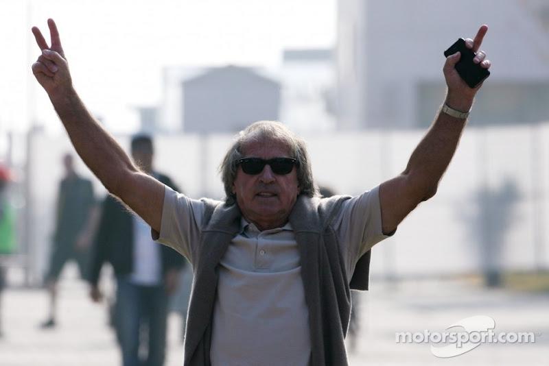 Жак Лаффит на Гран-при Кореи 2011