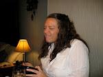 Grimacing Susan at Game Night