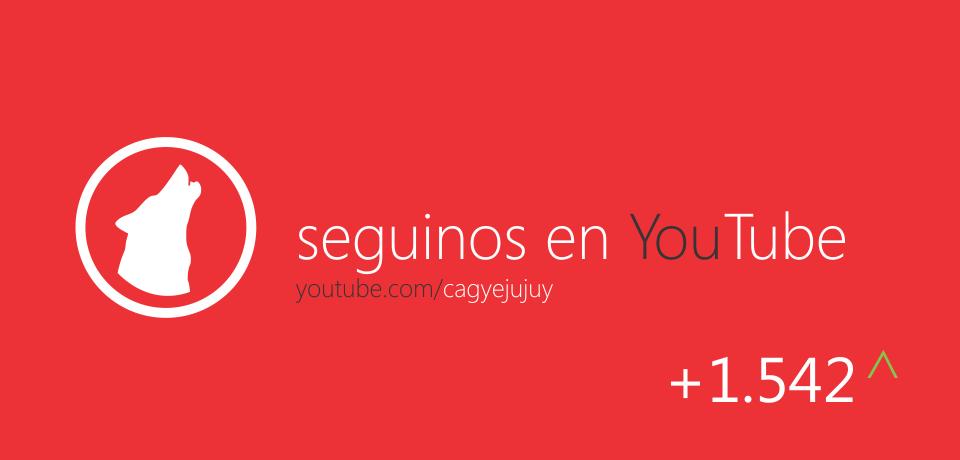 Gimnasia de Jujuy en Youtube