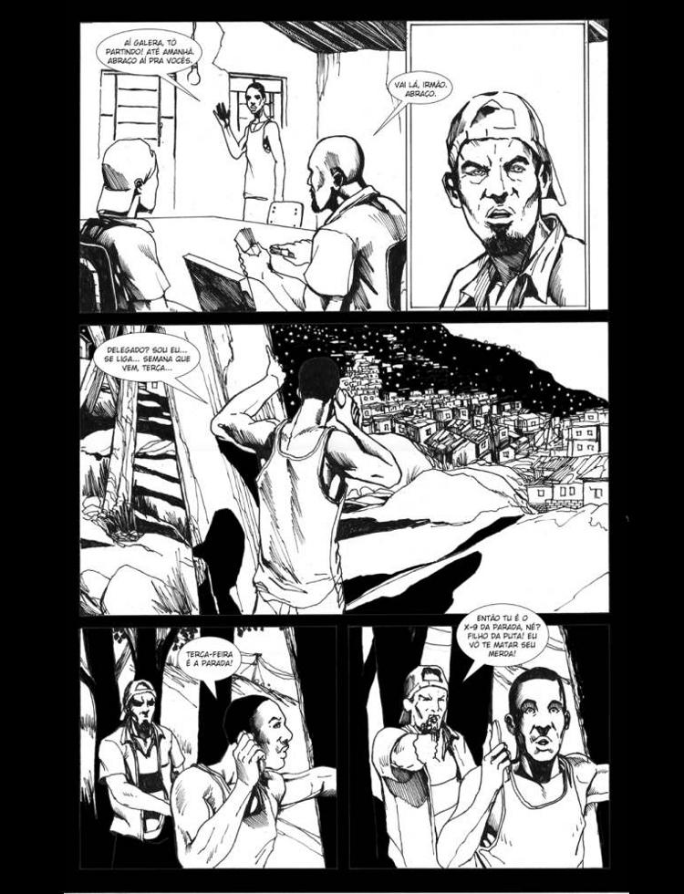 Guardião Noturno 3 - Página 15