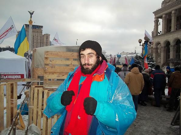 """На Днепропетровщине установили памятник Сергею Нигояну: """"Этот человек первым отдал жизнь за новую Украину"""" - Цензор.НЕТ 5811"""