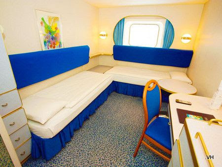 Super Star Libra - Ocean View Stateroom with Window ( Cabin )