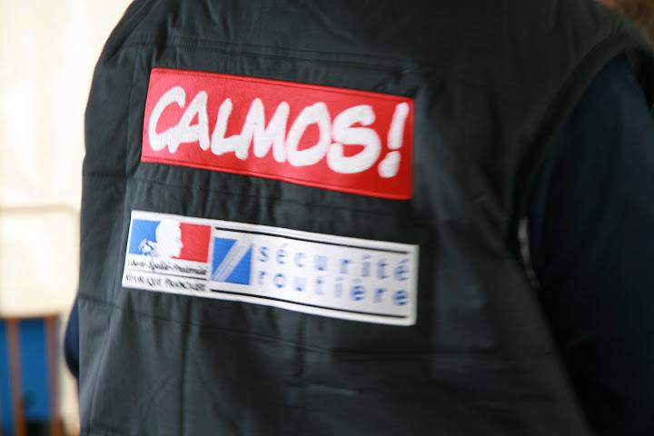 Relais calmos avril 2008