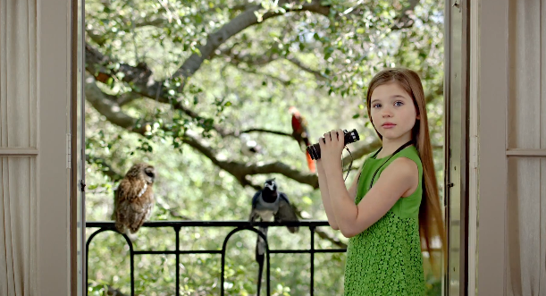 "The Google Fiber ""Bird Watcher"" Ad Is Too Cute Not To Love"