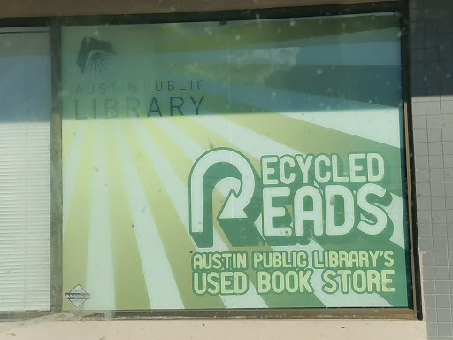 Used Book Store «Recycled Reads Bookstore, Austin Public Library», reviews and photos