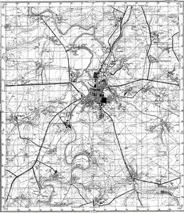 Map 050k--n37-042-4