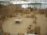 Ephesus Antique City - Terrace Houses under excavation