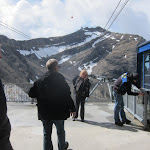 what's at the top of the gondola?  Another gondola...