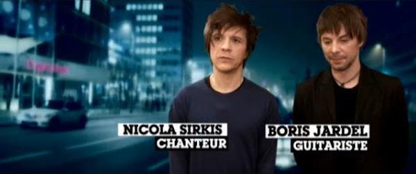 Nicola Sirkis: La inconsciencia de ayer, nos dio nuestra exigencia de hoy