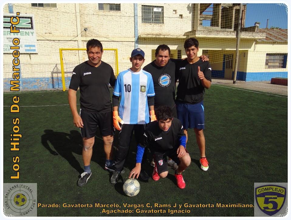 FC LOS HIJOS DE MARCELO