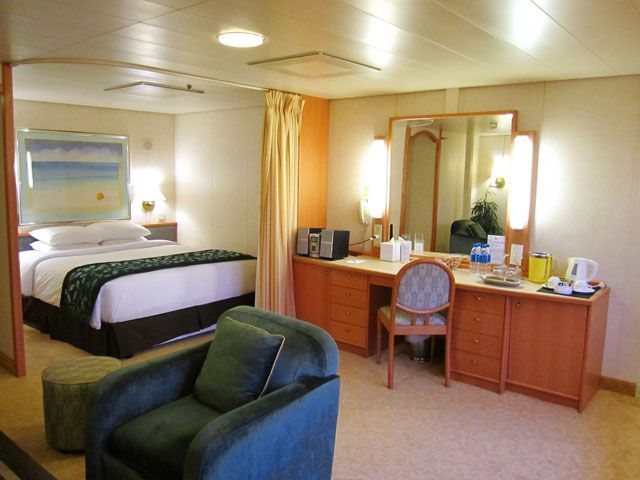 Super Star Aquarius - Junior Suite ( Cabin )