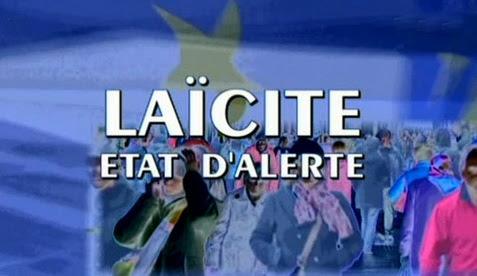 Ku laickiej Europie / Laicit?: ?tat d'alerte (2010) PL.TVRip.XviD / Lektor PL