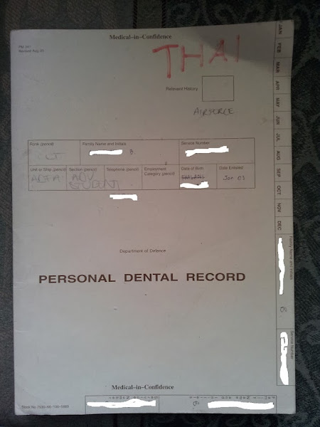 dental record