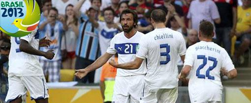 Italia vs. Japón en Vivo - Copa Confederaciones 2013