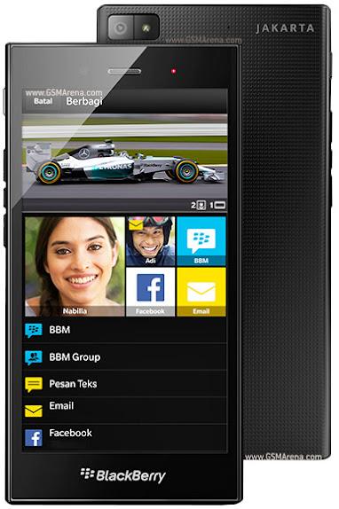 BlackBerry Z3 (Jakarta) - Spesifikasi Lengkap dan Harga - Phablet
