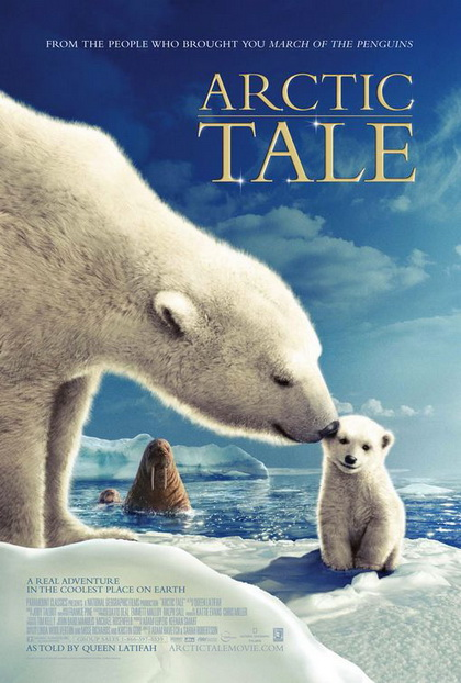 Zew Pó³nocy / Arctic Tale (2007)  PL.TVRip.XviD / Lektor PL