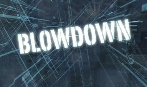 Rozbiórka na wielk± skalê / Blowdown (2011) PL.TVRip.XviD / Lektor PL