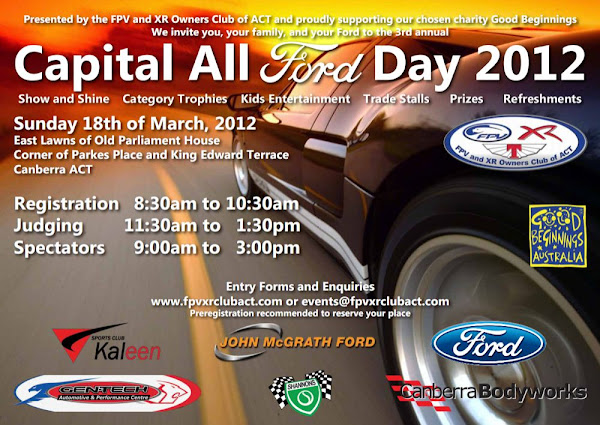 ford day poster