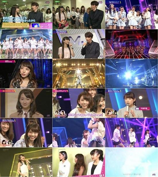 (TV-Music)(1080i) SKE48 NMB48 乃木坂46 – Music Japan 150405