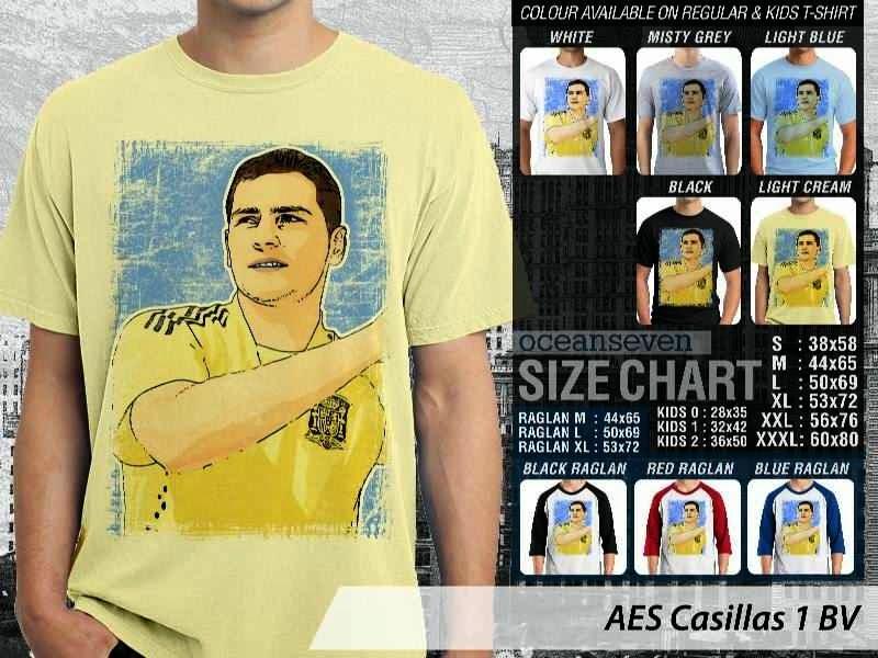 Kaos Casillas 1 Iker Casillas distro ocean seven