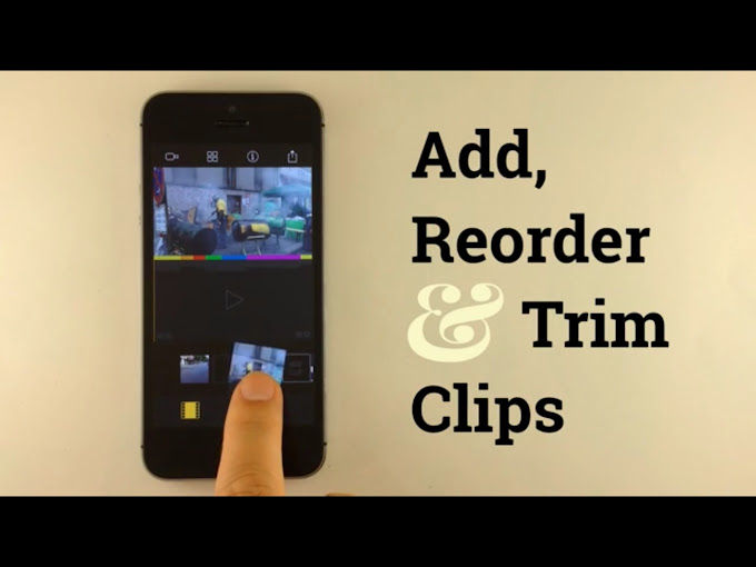 Kinomatic video editor