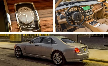 2015 Rolls-Royce ghost series 2 review luxury price specs acceleration interior engine dimension Car Price Concept