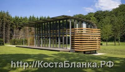 проект недвижимости, КостаБланка.РФ