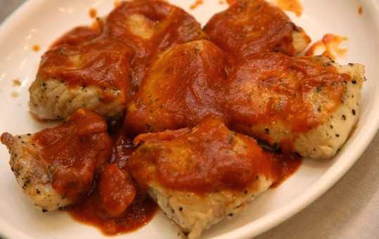 A Yummy Fish Recipe - Men In The Kitchen Can Make Really Simple Dishes Which Are Also Tasty