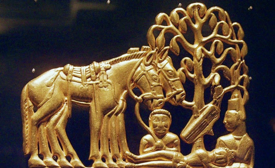 Crimean Museums file lawsuit over Scythian gold