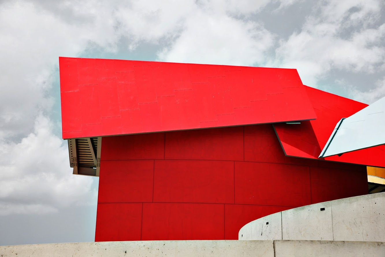 Next Opening of Panama Biomuseo by Frank Gehry