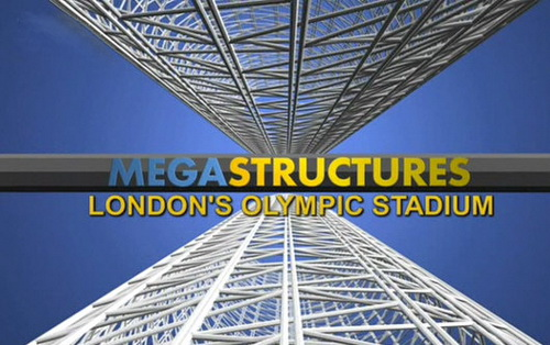 Wielkie konstrukcje Stadion Olimpijski w Londynie / Megastructures Olympic Stadium (2011) PL.TVRip.XviD / Lektor PL