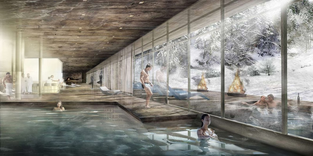 Graft Wins Mountain Resort Competition